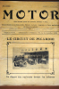 REVUE MOTOR LE CIRCUIT DE PICARDIE N° 1 14 JUILLET 1913 - Livres, BD, Revues