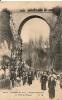 Cpa Paris19 Le Pont De Briques Buttes Chaumont - Distretto: 19