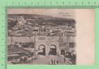 Gibraltar Vintage ( Animated Market Place ) Postcard Post Card Animated Carte Postale - Gibraltar