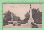 Gibraltar Vintage ( Wellington´s Monument ) Postcard Post Card Gun Carte Postale - Gibraltar