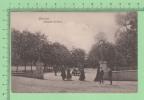 Gibraltar Vintage ( Alemeda Gardens) Postcard Post Card Animated  People Police Carte Postale - Gibraltar