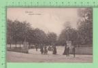 Gibraltar Vintage ( Alameda Gardens Animated Police  ) Postcard Post Card Carte Postale - Gibraltar