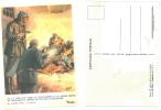 Ill011 Propaganda Militare Military Urss Antibolscevica Illustratore Boccasile | No. La Luce Non Viene Da Quell´Oriente - Guerre 1939-45