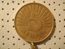 MACEDONIA 5 Denar 2001 - Macedonia