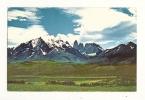 Cp, Chili, Magallanes, Torres Del Payne, Voyagée 1988 - Chili