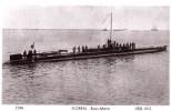 Sous-Marin FLOREAL, 1908/1919. - Submarines
