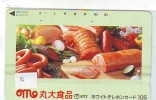 Télécarte OEUF Egg Ei Phonecard (10) - Levensmiddelen