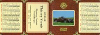 Calendrier , 4 Volets , 1994 , Garage Vernis , MONTAUD , BMW 507 , Panneaux Signalisation , 2 Scans - Calendriers