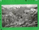 LA ROUTE DE COL DE  L´ISERAN LE DESCENTE SUR BONNEVAL SUR ARC L'ALBARON - France