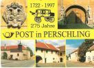 AK 310  Perschling - 275 Jahre Post 1722 - 1997 - Austria