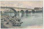 NANCY - Le Pont De Malzéville (lavandières ) - Nancy