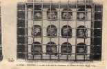 Cp , 75 , PARIS , La Crypte COLUMBARIA , Vierge , Ed : Fleury - France