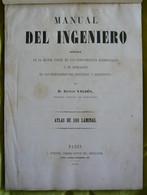 Manual Del Ingeniero – D. Nicolas Valdés - Livres, BD, Revues