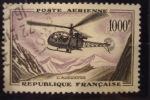 FRANCE . PA N° 37 Oblitéré - 1927-1959 Used
