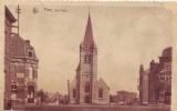 PECQ = La Place (Nels) 1936 + Patisserie V. Speliers-d-Duthoit - Pecq