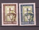 PORTUGAL 1954   N°811/812 COTE 10€00      ( 57 ) - Neufs