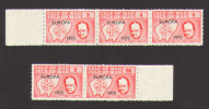 Europa 1970 Churchill ROULETTED - MNH - Postfris ! - Isla De Man