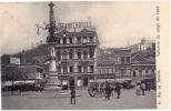 AK BRAZILIEN BRAZIL RIO DE JANEIRO COLUMNA DO LARGO DA LAPA  GRANDE HOTEL  OLD POSTCARD 1910 - Rio De Janeiro