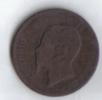 ITALY - VITTORIO EMANUELE  10 CENTESIMI OLD COIN 1855 - RARE - 1861-1946 : Kingdom