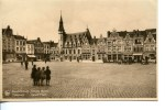 Uitg. Stevens-Cromheecke, Dendermonde 1945 Geanimeerd Groote Markt - Dendermonde