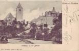 SOLRE S/SAMBRE = Château Du Dr Berlier - Carte Animée (Nels  Bxl  S.10  N° 102) 1903 - België