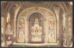COVINGTON Kentucky Interieur Of St. Aloysius Church Ca. 1915 - Covington