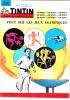 TINTIN JOURNAL 833 1964 Jeux Olympiques, Les Dieux Du Stade, Gilbert Bécaud, Bertrand Flornoy Explorateur, Berliet TX40, - Tintin