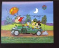 GAMBIA   936  MINT NEVER HINGED SOUVENIR SHEET OF DISNEY   ; CHRISTMAS ; CLASSIC AUTOMOBILES   #  151-1  ( - Disney