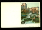 Calendrier  Kalender 1962   Nopri Cinquantenaire  Bateaux Au Port  Ostende ? - Calendriers