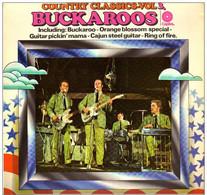 * LP *  THE BUCKAROOS - COUNTRY CLASSICS VOL.3 - Country En Folk