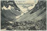(05) 009, Dauphiné, ER 1106, De La Bérade à La Grave, Le Col Du Clot Des Cavales (3128) - France