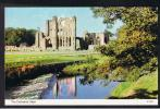 RB 850 - Postcard The Cathedral Elgin Morayshire Scotland - Moray