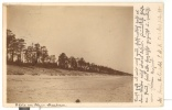K�ste bei Riga 1917 Feldpost K�nigl. Pr. Fuss-Artl. Bat