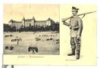 Dresden Sch�tzenkaserne Mein Regiment Feldpost 1916