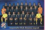 CASUALLY CARD NK DINAMO ZAGREB 1911.-2011., Croatia - Fussball