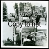 60s PRESS PHOTO DEMO COVENTRY CLIMAX TRUCK AMSTERDAM NETHERLANDS HOLLAND - Automobili