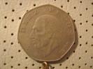 MEXICO 10 PESOS HIDALGO 1977 Thin Flan 1.6  Mm - Mexico