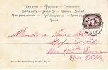 Egypt   Postal History Card To France  1904 - Egypt