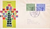 Germany FDC  EUROPA - [7] Federal Republic