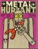 METAL HURLANT N° 9  Couverture ROBIAL - Métal Hurlant