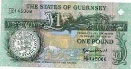 GUERNSEY - 1 Pound 2013 FDS - UNC Commemorative - Guernsey