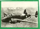 """""""BOMBADIER  HUDSON """"  12 PREMIER BOMBARDIER AMERICAIN A ATTEINDRE LES THEATRES DE GUERRE EUROPEENS EN GRANDES QUANTITES. - 1919-1938"""