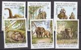 PGL S0164 - LAOS Yv N°376/81 ** ANIMAUX ANIMALS - Laos