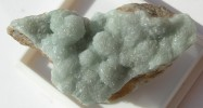 SMITHSONITE - Globe - Arizona - U.S.A.  --  T - Minéraux