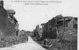 62 LIEVIN - Après La Guerre - Ruines De La Rue Faidherbe - Lievin