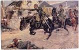 AK MILITARIA WELTKRIEG 1914-1915. LANDESVERB�NDE WIEN UND NIEDER-�STERR.OLD POSTCARD