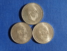 Espagne España Spain 3x 100 Pesetas Argent Silver Plata 0,800 Franco 1966 *68 Muy Buen Estado.  Ver Fotos - 100 Pesetas