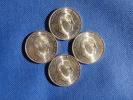Espagne España Spain 4x 100 Pesetas Argent Silver Plata 0,800 Franco 1966 *68,  New!  Ver Fotos - 100 Pesetas