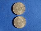 Espagne España Spain 2x 100 Pesetas Argent Silver Plata 0,800 Franco 1966 *67, Buena Conservación.  Ver Fotos - 100 Pesetas