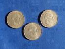 Espagne España Spain 3x 100 Pesetas Argent Silver Plata 0,800 Franco 1966 *68, Nuevas.  Ver Fotos - [ 5] 1949-… : Reino